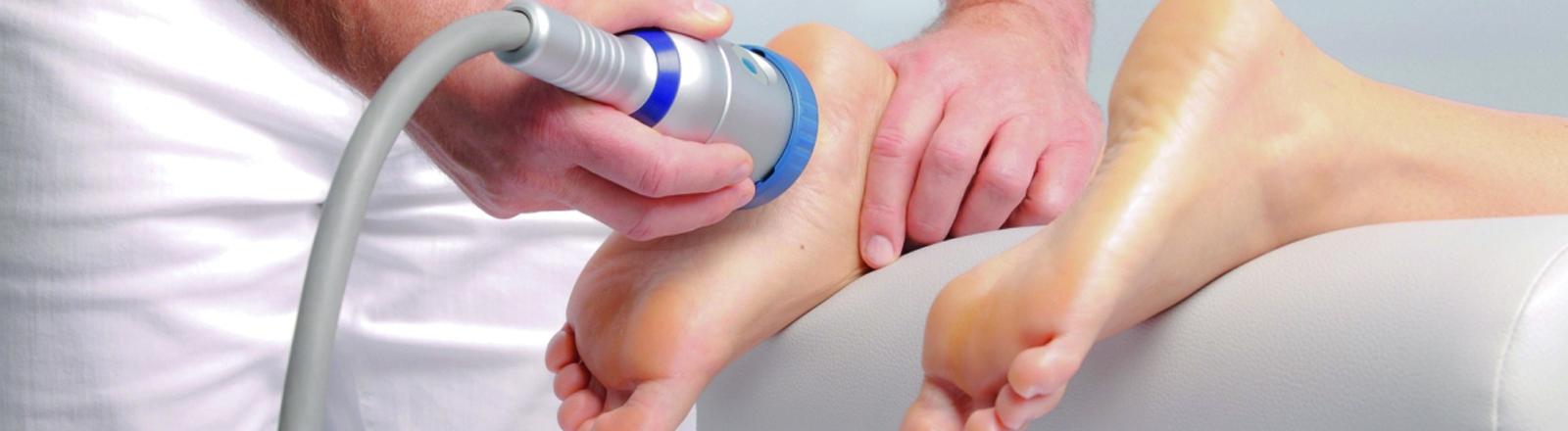 Ondas de choque en tratamiento de tendinopatías crónicas