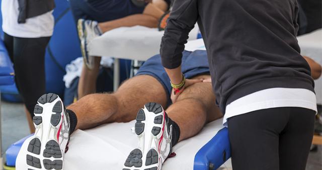 Terapia Manual en el Fútbol