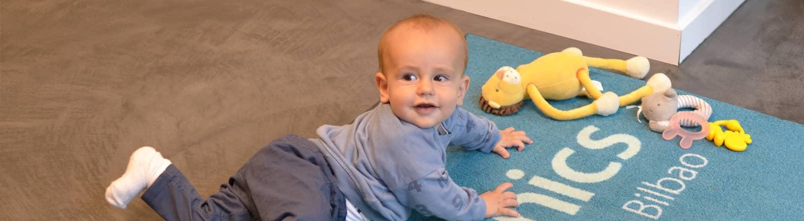 osteopatia infantil Logroño