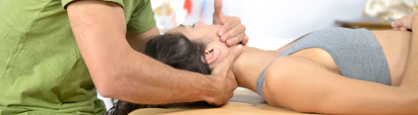 terapia manual Logroño