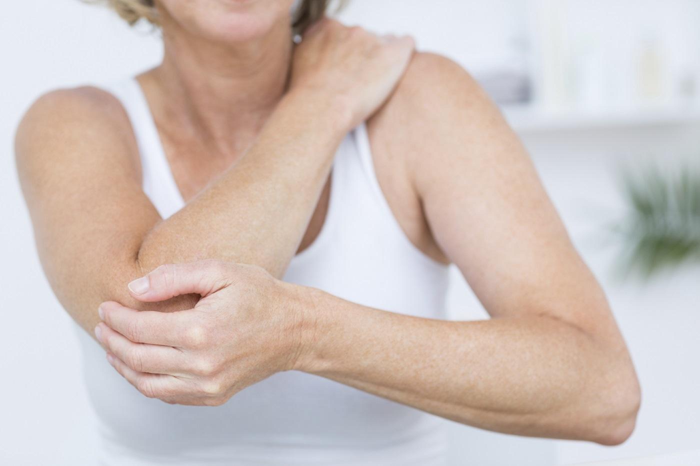 dolor de codo tendinitis
