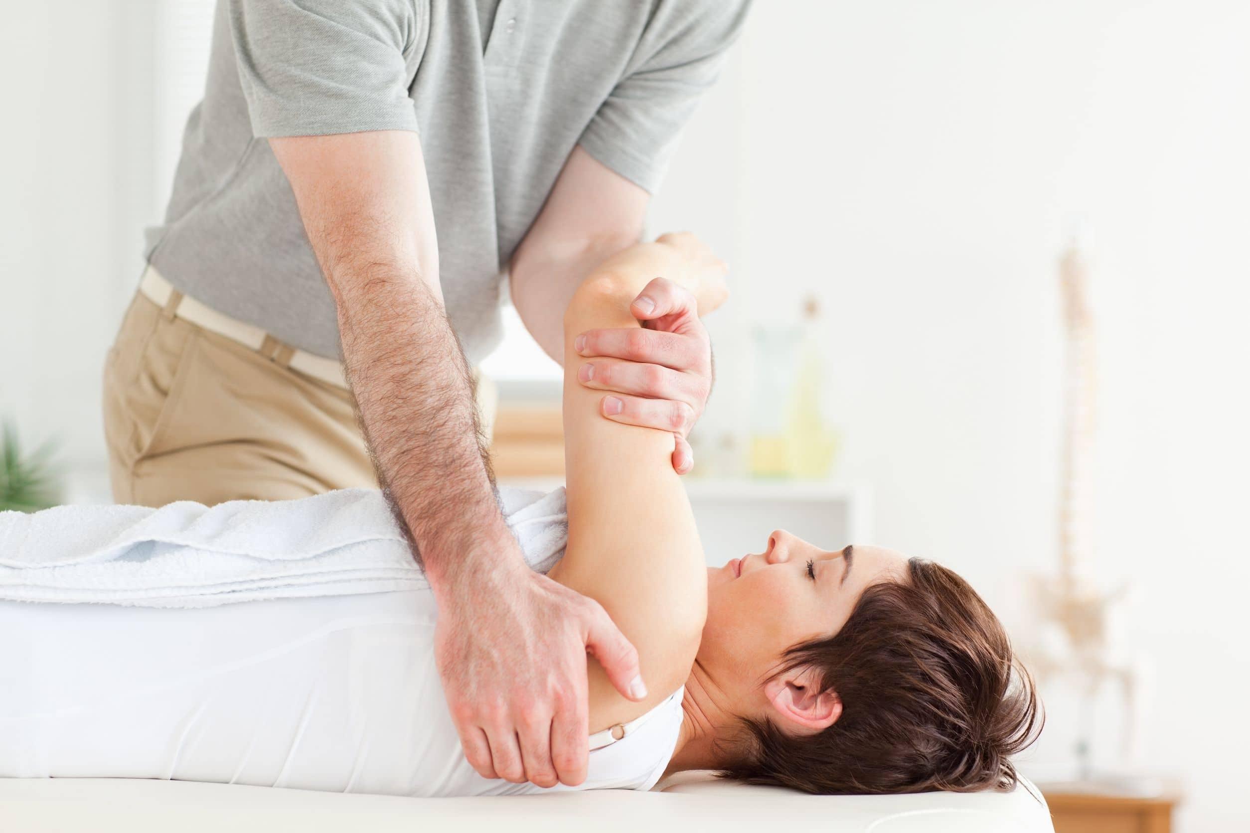 fisioterapia hombro