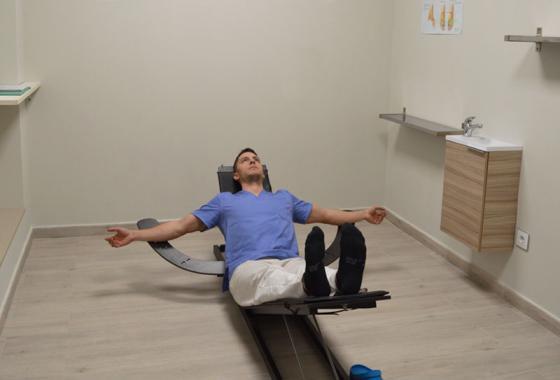 consulta fisioclinics logroño