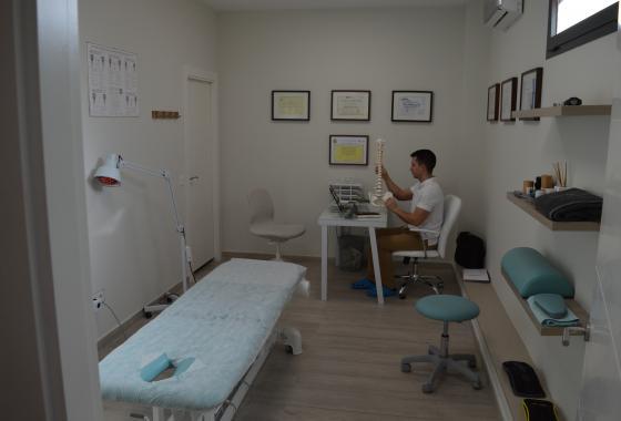 Clínica Fisioterapia Logroño FisioClinics consulta 5