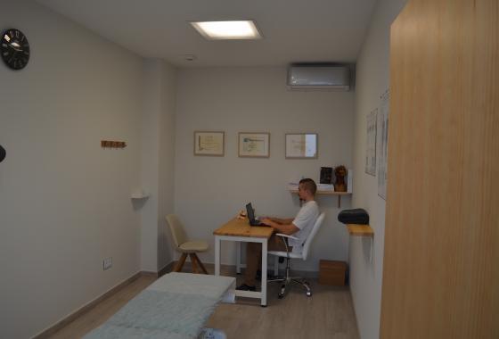 Clínica Fisioterapia Logroño FisioClinics consulta 3