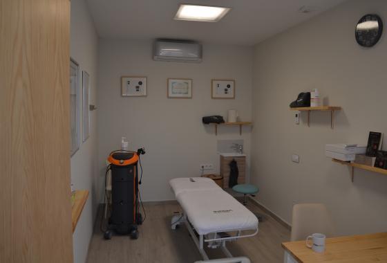Clínica Fisioterapia Logroño FisioClinics consulta 2