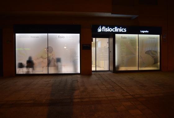 Clínica Fisioterapia Logroño FisioClinics Nocturno
