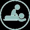 masaje descontracturante herramienta patologia fisioclinics